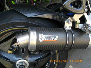 Triumph Speed Triple 1050 2007 many extras\upgrades