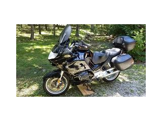 2004 BMW R1150RT with many extras